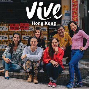 Equipo de Vive Hong Kong