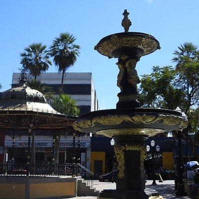 Praça Ipiranga