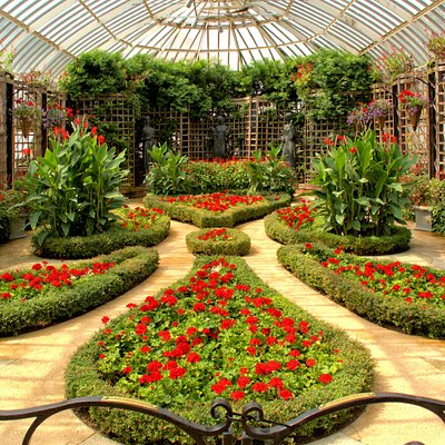 One of the most formal rooms in the Phipps