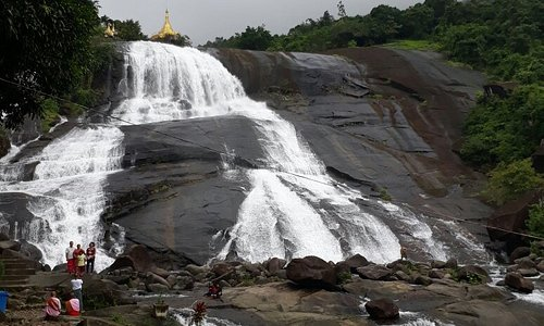 Zin Kyaik Waterfall
