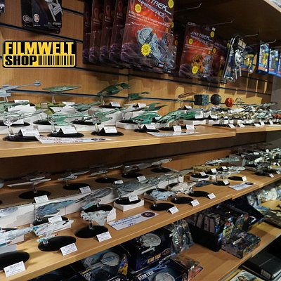 Filmwelt Star Trek and SciFi Shop