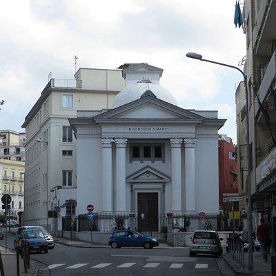 la chiesa di San Marco a Pozzuoli