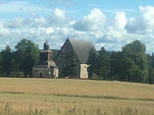 La vieille église de Sipoo