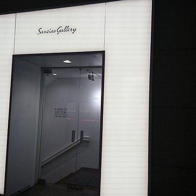 ギャラリー入り口