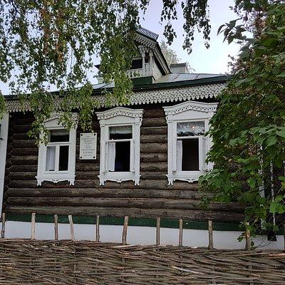 Дом родителей С.А.Есенина