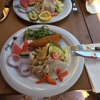 Stjerneskud (fish dish)