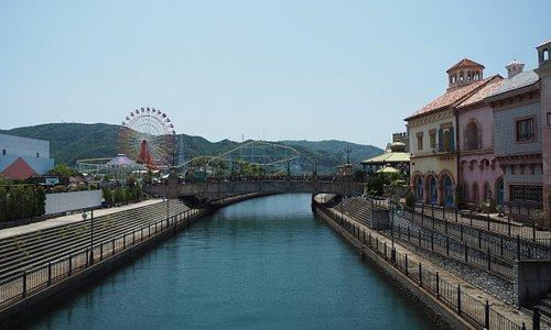The Theme Park near Kutoshio Market