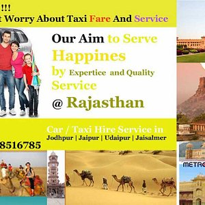 About our service and few Monument of Jodhpur and at near by Location
