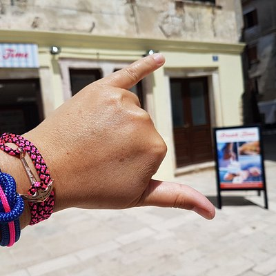 Best souvenirs from Croatia - Handmade jewellery - Nautical bracelets - Waterproof bracelet