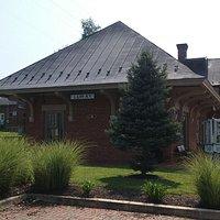 Old RR station