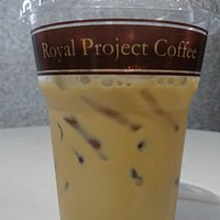 Royal Project Ice Coffee - a real ass-kicking!