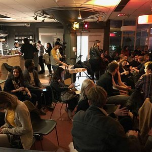 Exchange Languages meetup - every Monday from 6.30pm