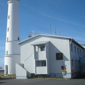 The Marjaniemi Lighthouse