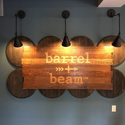 Brewery signage