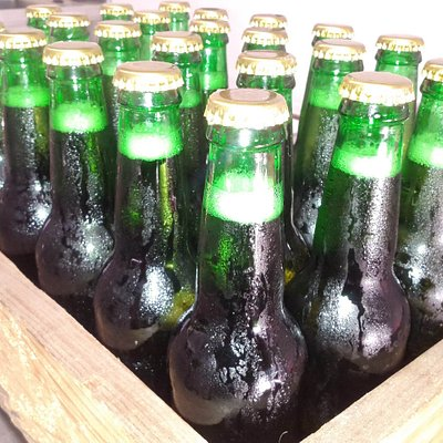 Bottle your own fresh, unpasteurised brew with no preservatives