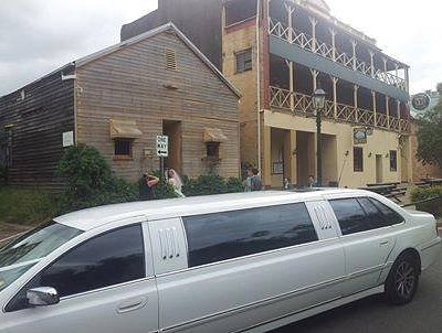 Stretch Limousine Service also available