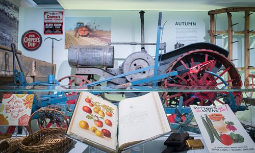 The new displays include fascinating material from our archive and library collections