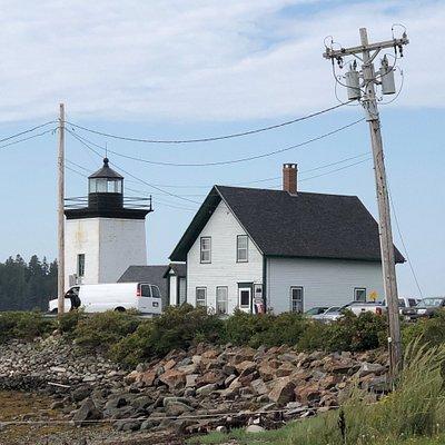 Grindel Point Light