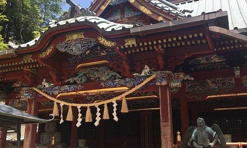 高尾山薬王院 有喜寺
