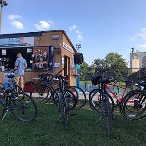 Lakeshore Bike