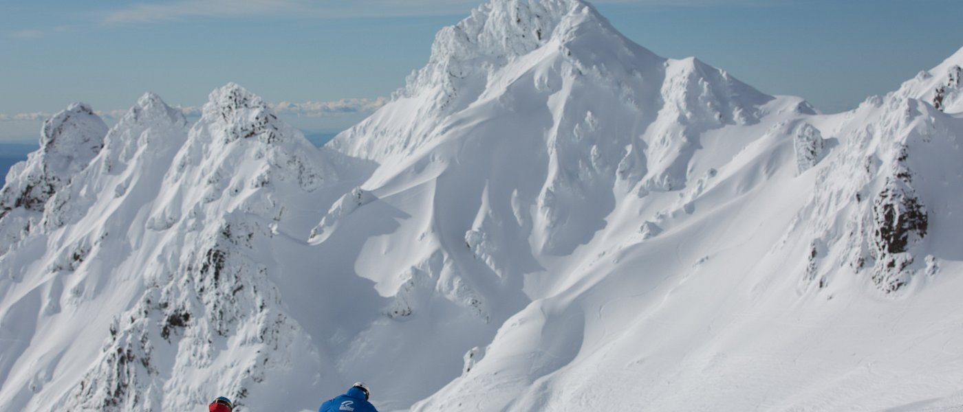 Private ski lessons help even the most experienced skiers at Whakapapa