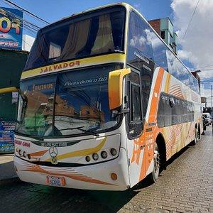 Bus cama La Paz Cusco La Paz