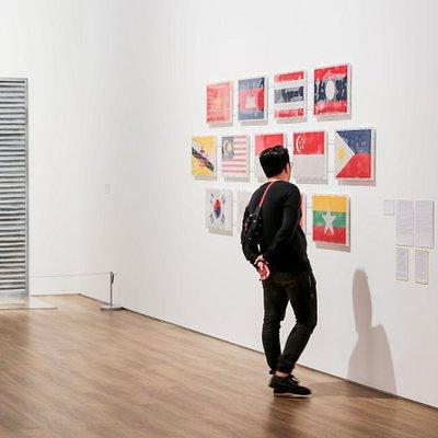 'Art Turns. World Turns' Exhibition