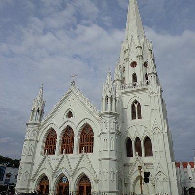 St. Thomas Cathedral, Chennai, Tamil Nadu