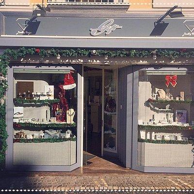 Gift shop Christmas