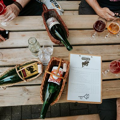 Cantillon Tap Takeover - July 2018