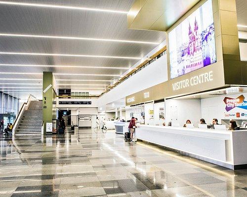 Tourist Information Centre - Václav Havel Airport Prague - Terminal 1