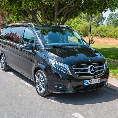 Luxury Mercedes V Class