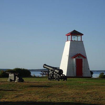 2018-09-02 La Have Lighthouse, La Have, NS