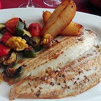 Al menú sempre peix fresc