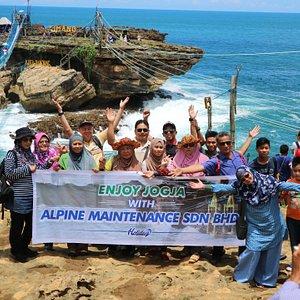 Alpine Maintenance Sdn Bhd goes to Jogja