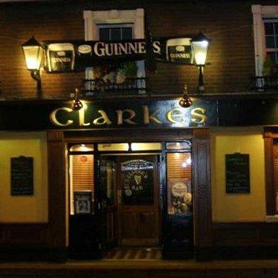 Clarkes bar