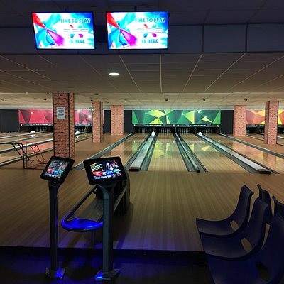 New Lanes and Scoring Equipment from 🇺🇸 USA