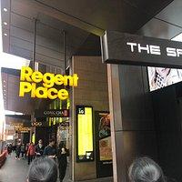 George St entrance
