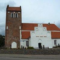 Mariakyrkan i Båstad