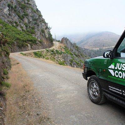 Jeep Tours - Panoramic tracks