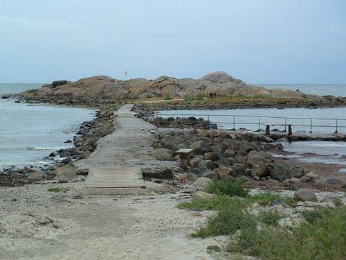 Steningekusten vid Steninge