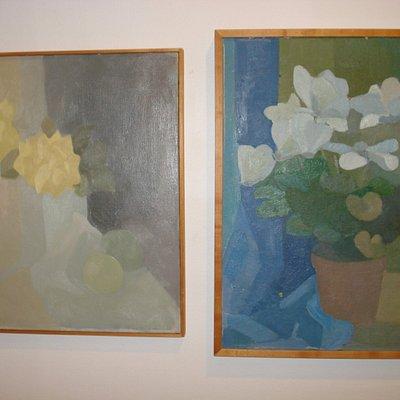 Konst på Skövde Konstmuseum i Skövde
