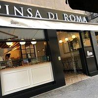La autentica Pinsa Romana !
