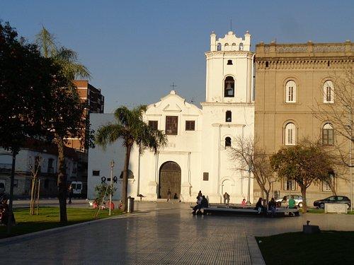 Iglesia y Santuario