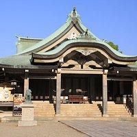 建物自体は大阪城と同じころの様に感じました。