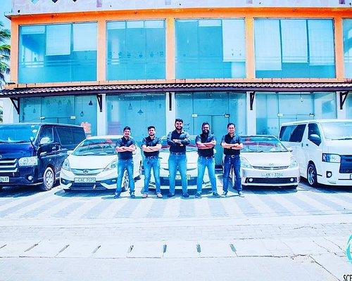 Team Scenic Grand Tours Sri Lanka