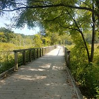 easy walk at beaver marsh