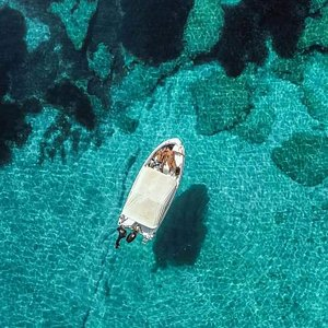 NIKITA Boat 5,20 m with 40 HP