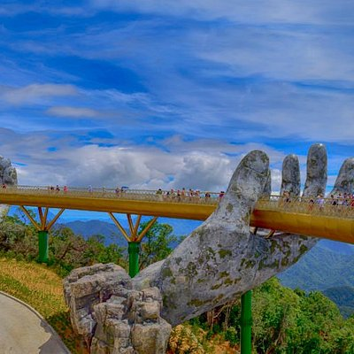 BA NA HILLS - GOLDEN BRIDGE