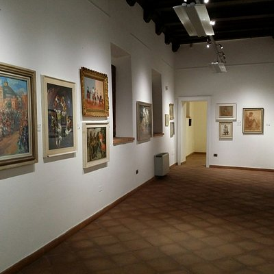 Interno Pinacoteca